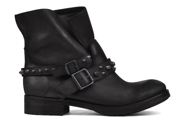 Bottines et boots Ash Reverso bis Noir vue derrière