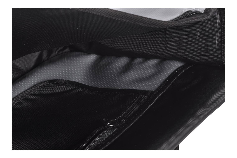 Herrentaschen Manhattan portage Vinyl Europa silber ansicht von hinten