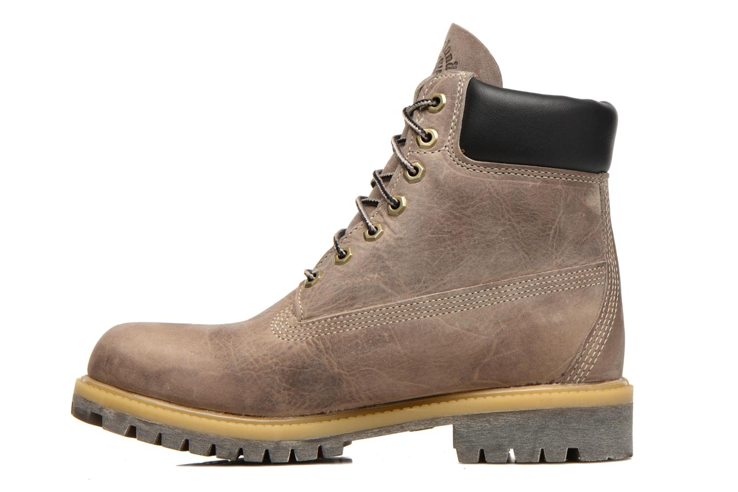 Bottines et boots Timberland 6in premium boot Gris vue face