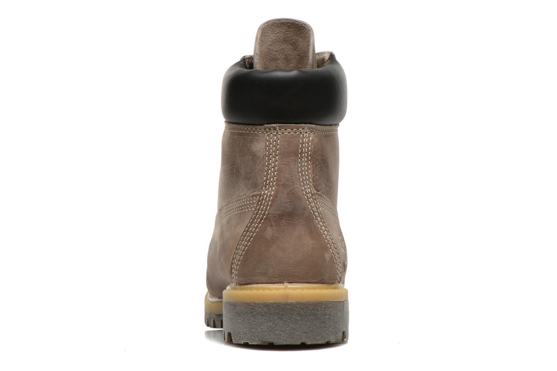 6in premium boot Warm Sand Nubuck