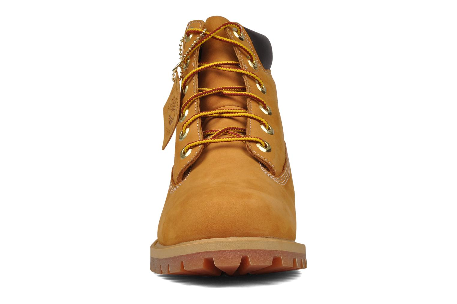 Ankle boots Timberland 6in premium boot Beige model view