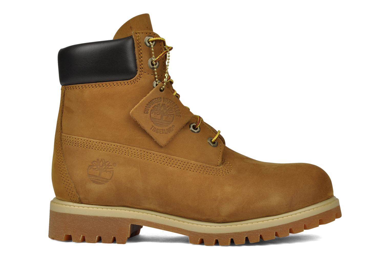 Bottines et boots Timberland 6in premium boot Beige vue derrière