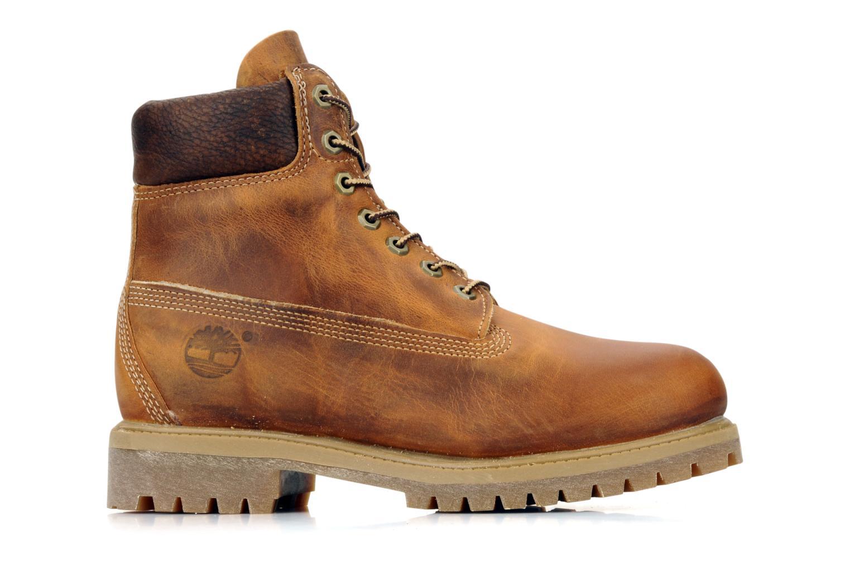 Boots en enkellaarsjes Timberland 6in premium boot Bruin achterkant