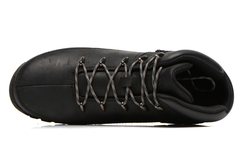 Bottines et boots Timberland Euro sprint Kids Noir vue gauche