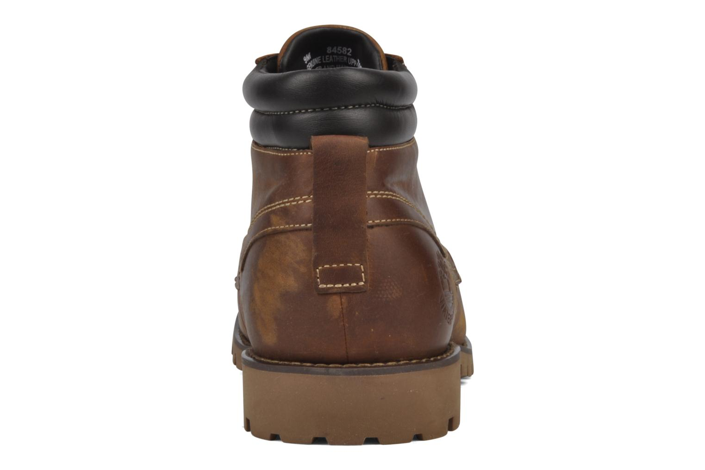 Bottines et boots Timberland 5I HS Tan flash tan Marron vue droite