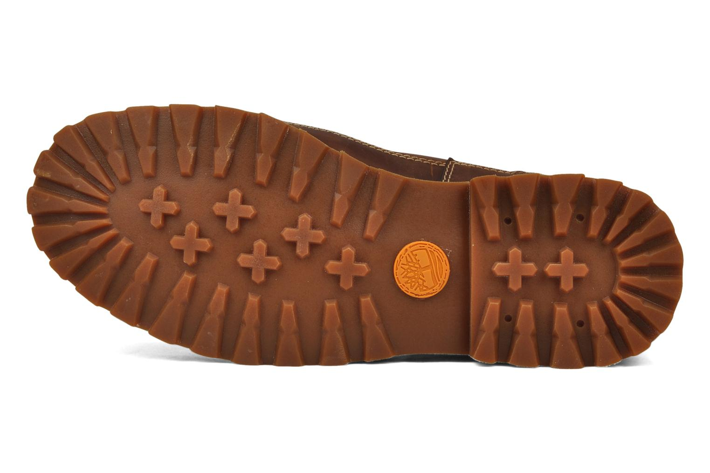 Boots en enkellaarsjes Timberland Earthkeepers Burn Bruin boven