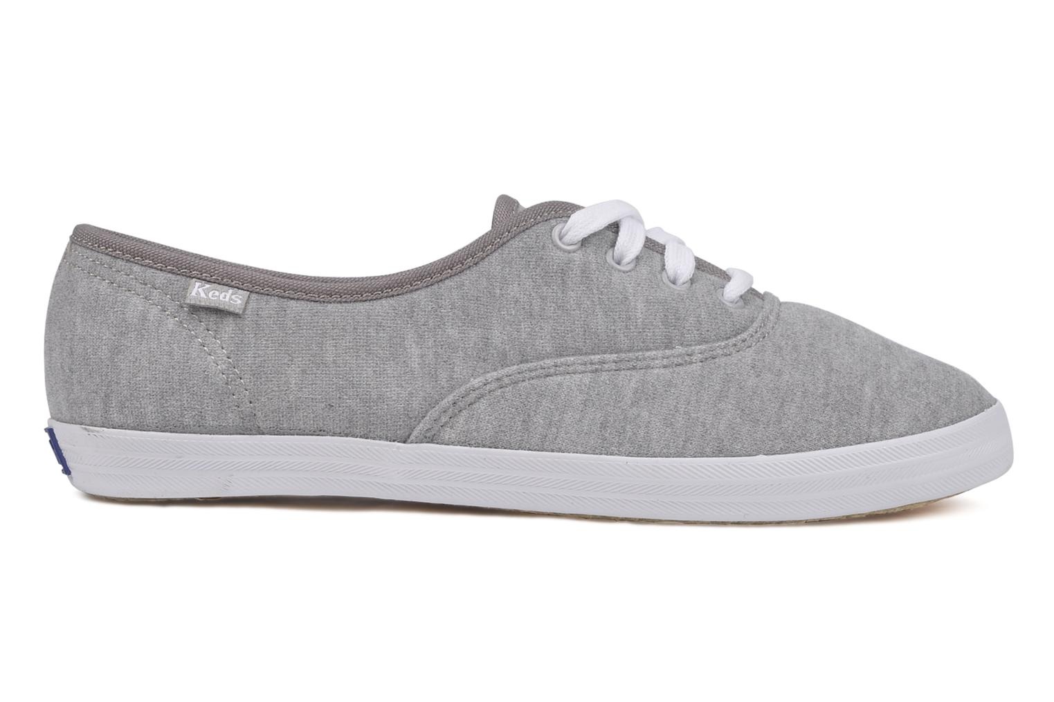 Trainers Keds Champion jersey Grey back view