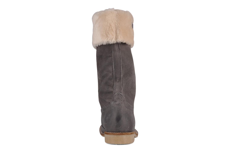Stiefeletten & Boots Le temps des cerises Forea grau ansicht von rechts