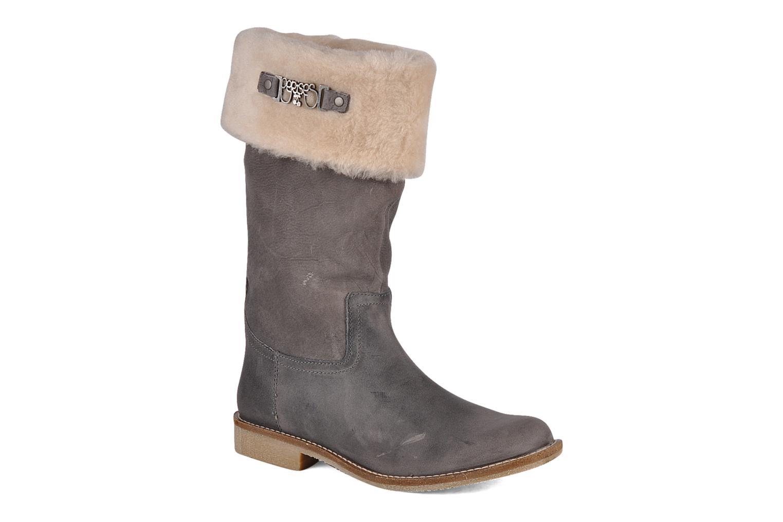 Stiefeletten & Boots Le temps des cerises Forea grau detaillierte ansicht/modell