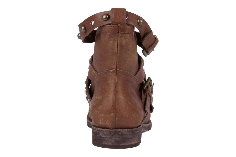 Bottines et boots Studio TMLS Teresina Marron vue droite