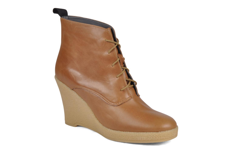 Bottines et boots Mellow Yellow Ibizenca Marron vue détail/paire