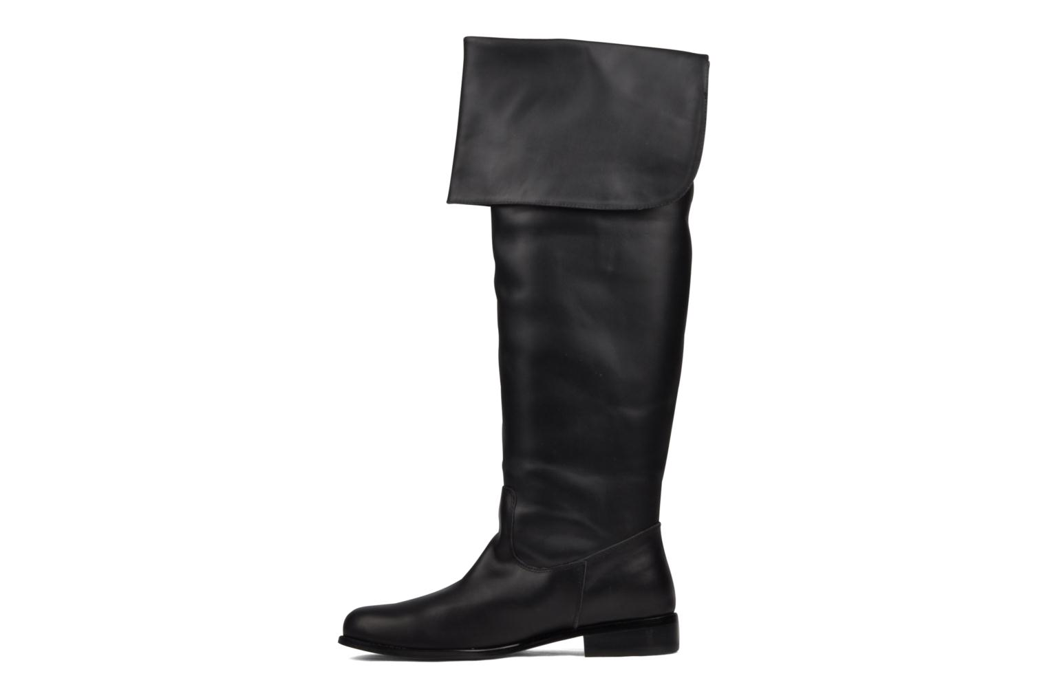 Boots & wellies Georgia Rose Mousqui Black front view