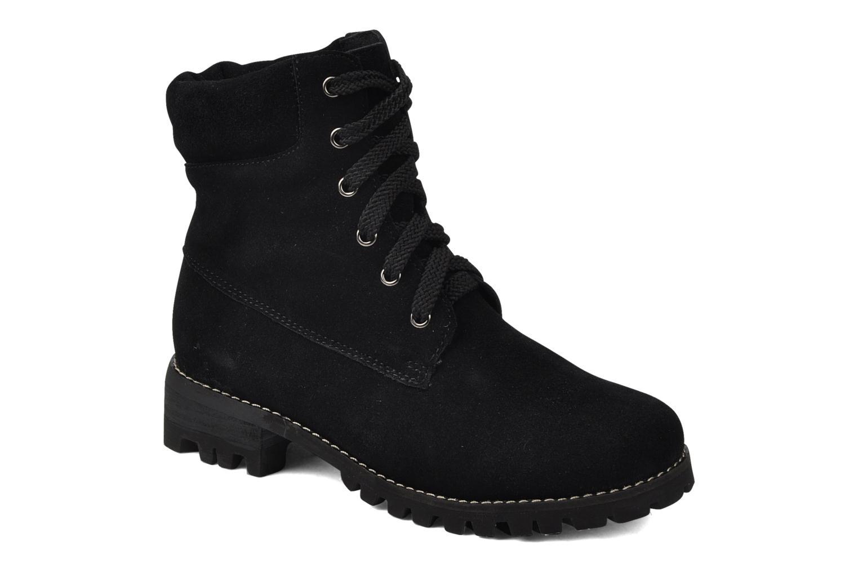 Bottines et boots Rose & Martin Mya Noir vue détail/paire