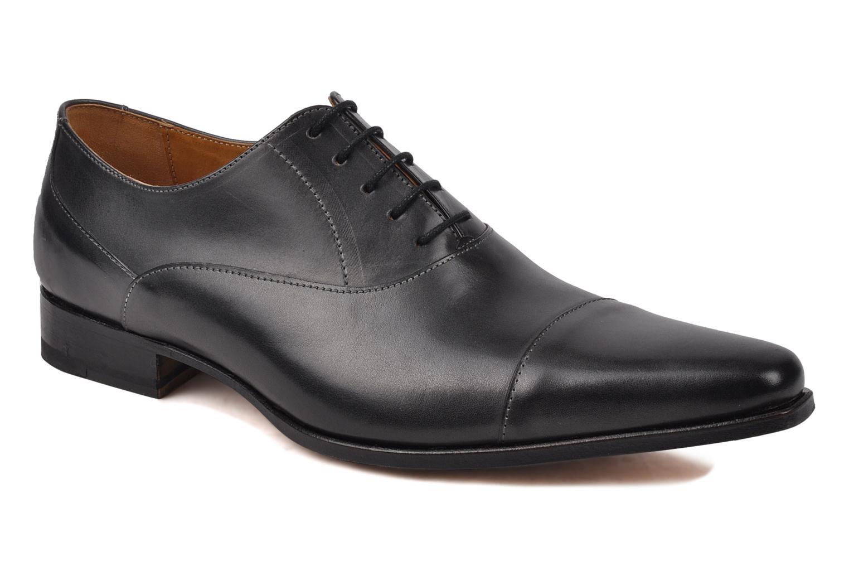 Schnürschuhe Finsbury Gouvernor grau detaillierte ansicht/modell