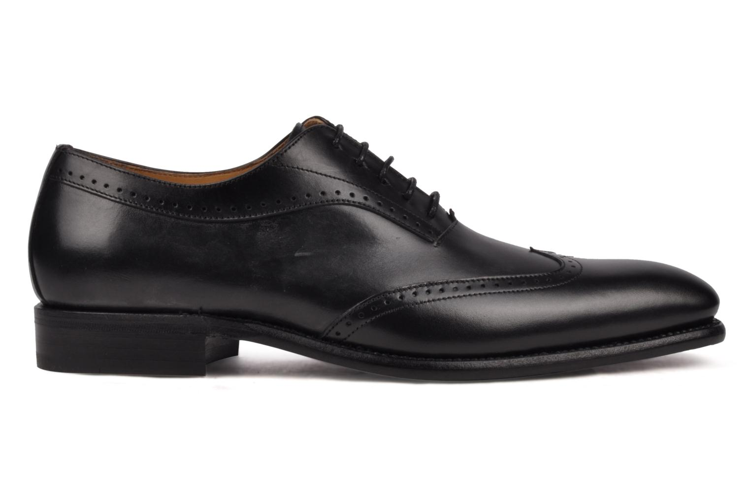 Chaussures à lacets Finsbury Belair Noir vue derrière