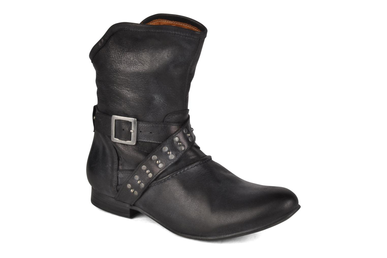 Ankle boots Koah Kristy Black detailed view/ Pair view