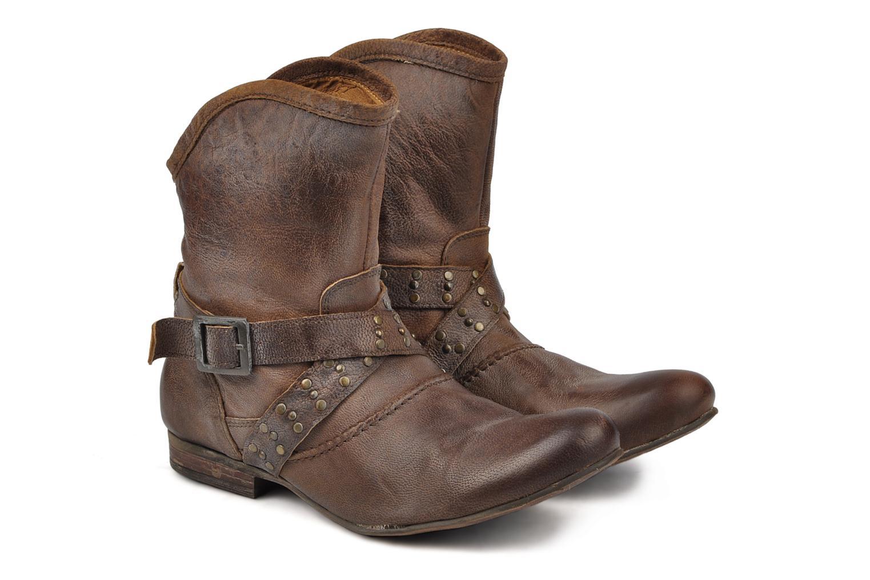 Boots en enkellaarsjes Koah Kristy Bruin 3/4'