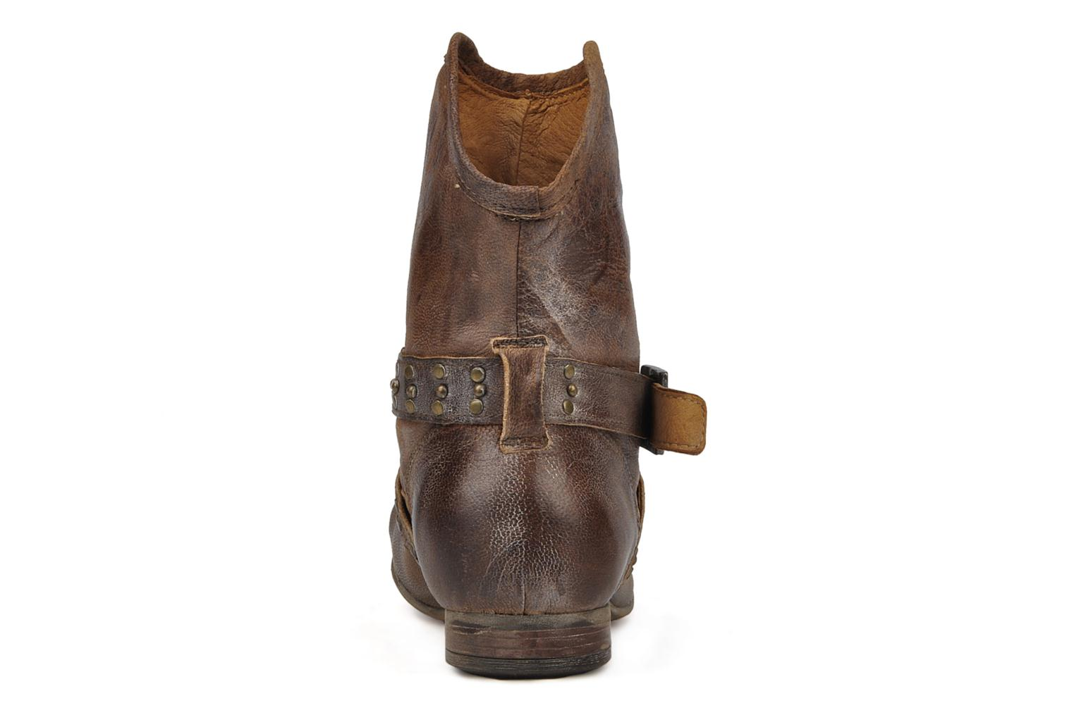 Ankle boots Koah Kristy Brown view from the right