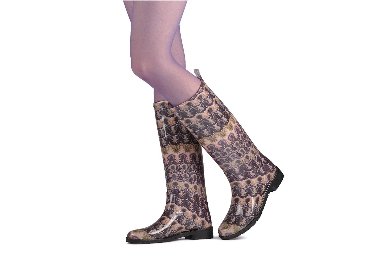 Stivali Missoni Hepburn Marrone immagine dal basso