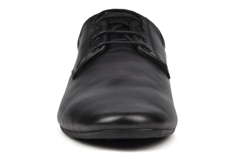 Schnürschuhe Schmoove Fidji New Derby schwarz schuhe getragen