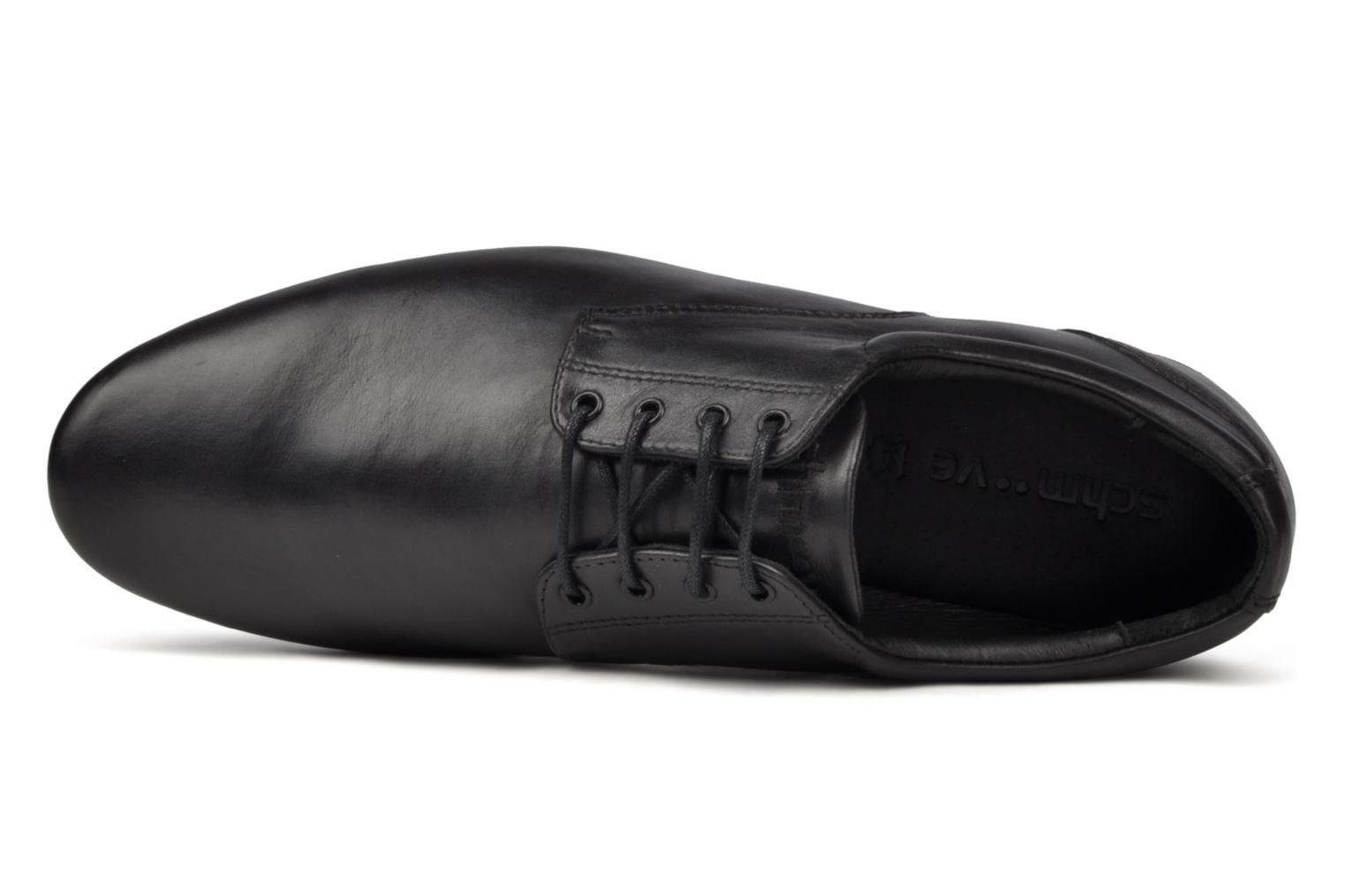 Lace-up shoes Schmoove Fidji New Derby Black view from the left