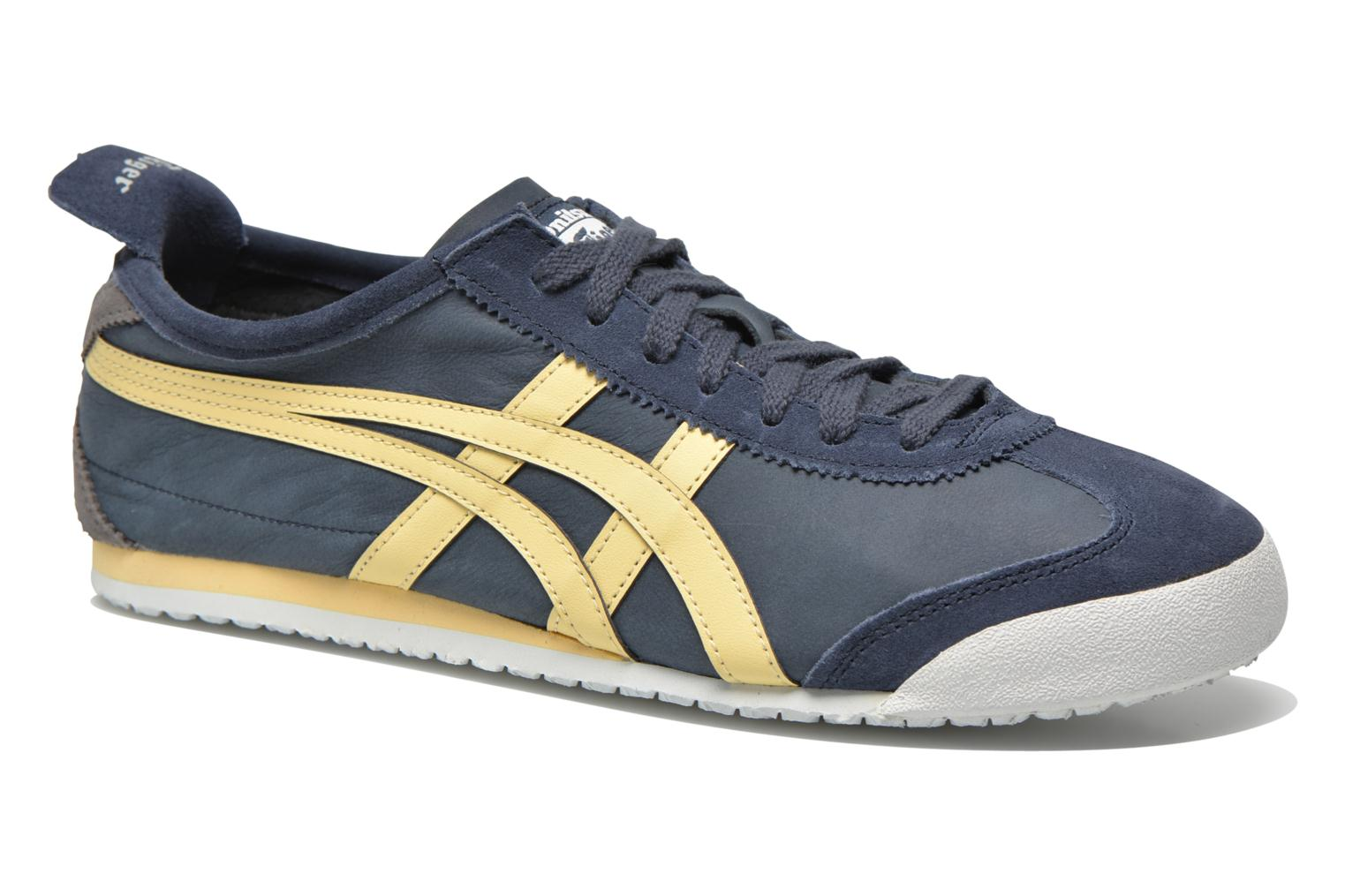 Sneaker Onitsuka Tiger Mexico 66 M blau detaillierte ansicht/modell