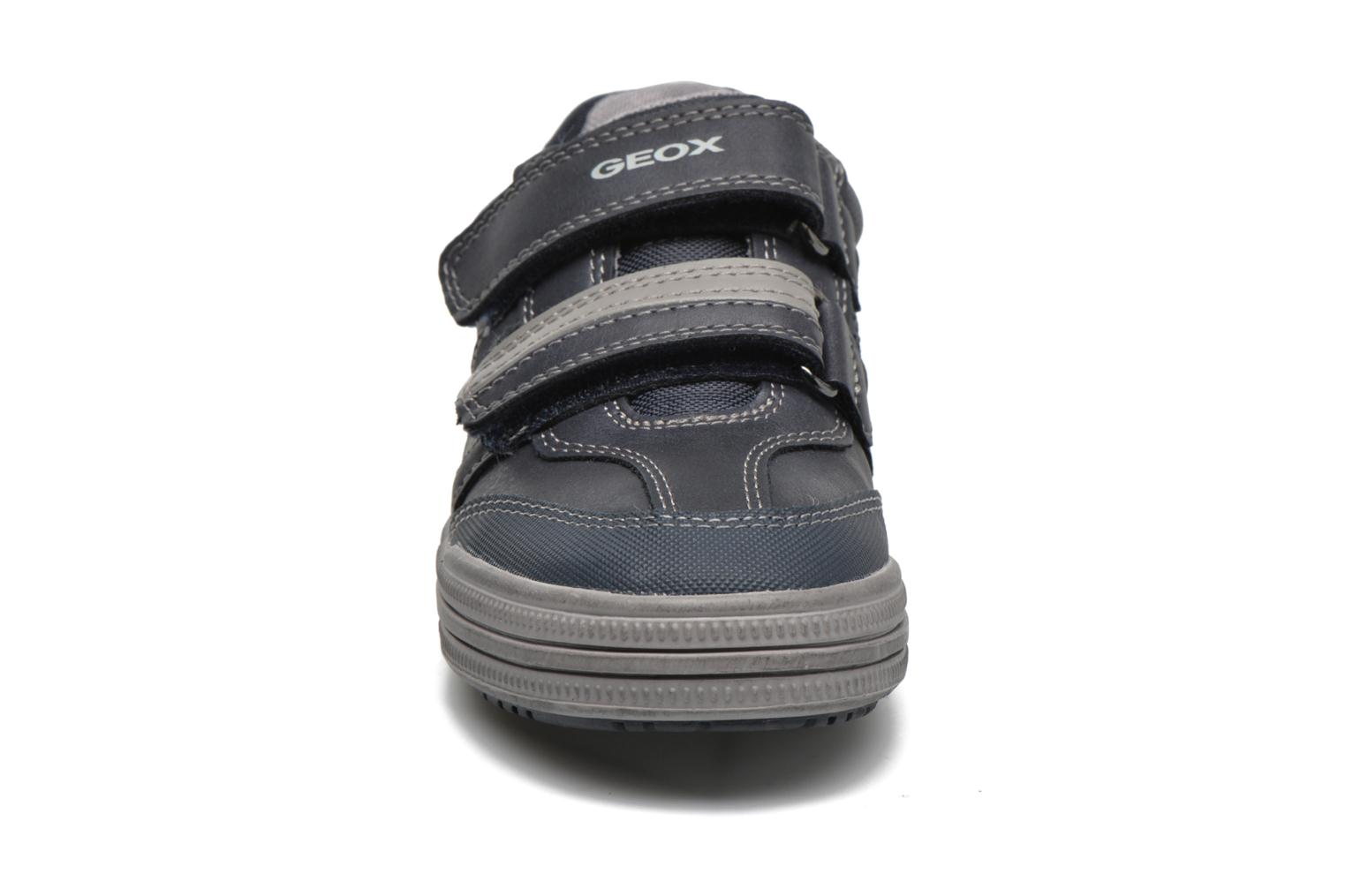 Sneakers Geox J elvis b Blauw model