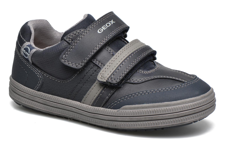 J elvis b Navy/grey