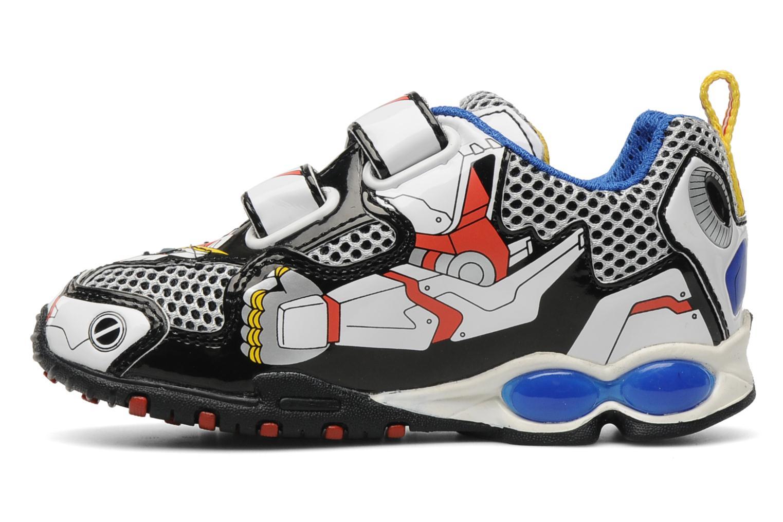 Sneaker Geox B fighter2 q mehrfarbig ansicht von vorne