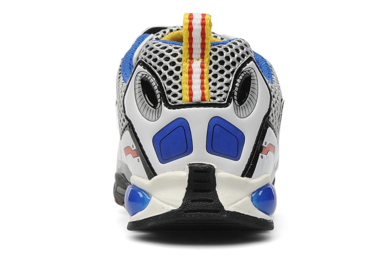 Sneaker Geox B fighter2 q mehrfarbig ansicht von rechts