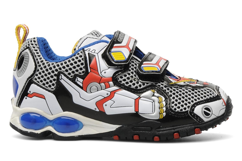 Sneaker Geox B fighter2 q mehrfarbig ansicht von hinten