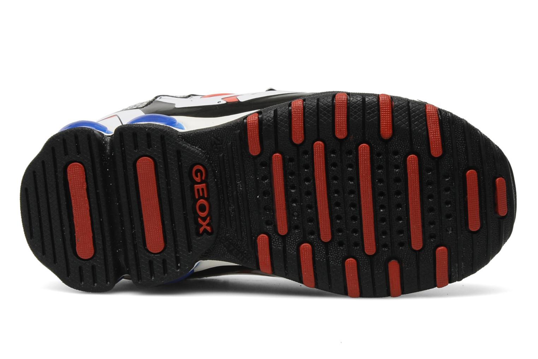 Sneaker Geox B fighter2 q mehrfarbig ansicht von oben