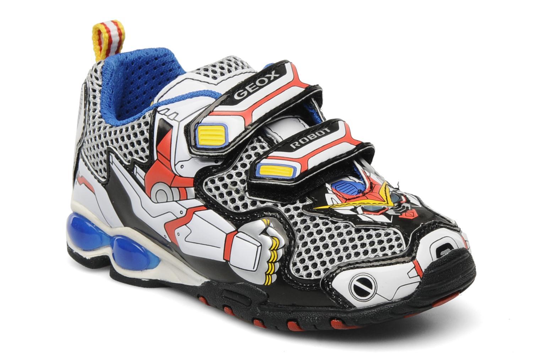 Sneaker Geox B fighter2 q mehrfarbig detaillierte ansicht/modell