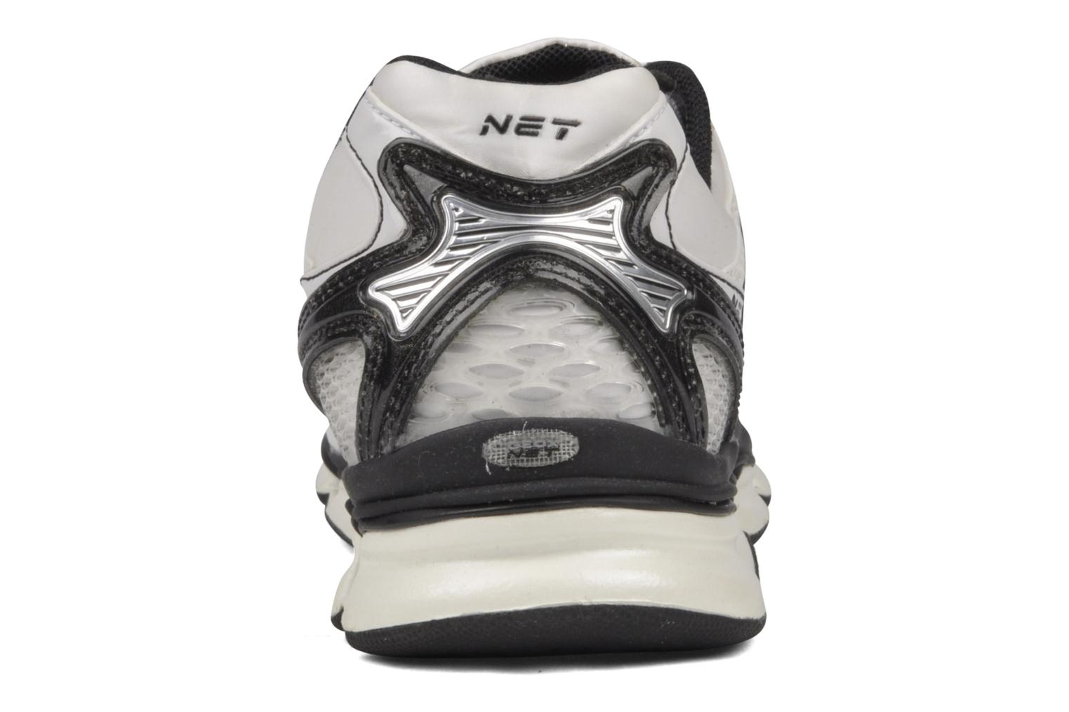Sport shoes Geox D alpha b White view from the right