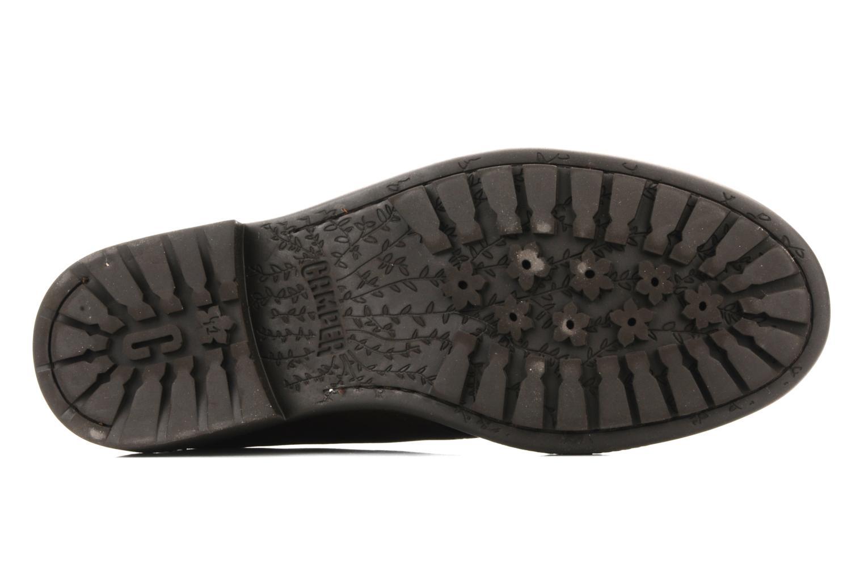Chaussures à lacets Camper 1912 36426 Marron vue haut