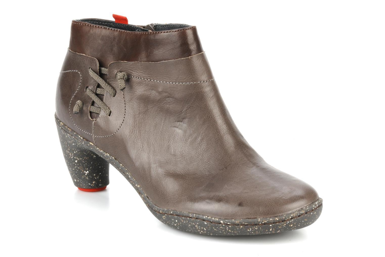 Stiefeletten & Boots Camper Peu nara 46279 braun detaillierte ansicht/modell