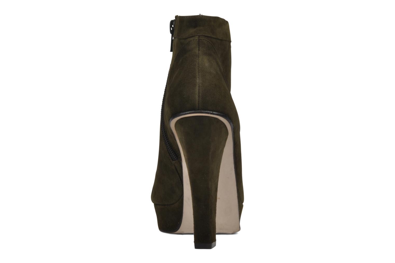 Boots en enkellaarsjes JB MARTIN Nuage Groen rechts