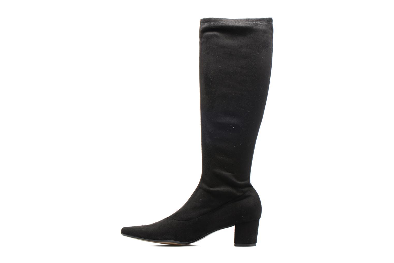 Stiefel Georgia Rose Iwalani stretch schwarz ansicht von vorne
