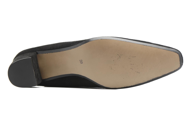 Stiefel Georgia Rose Iwalani stretch schwarz ansicht von oben