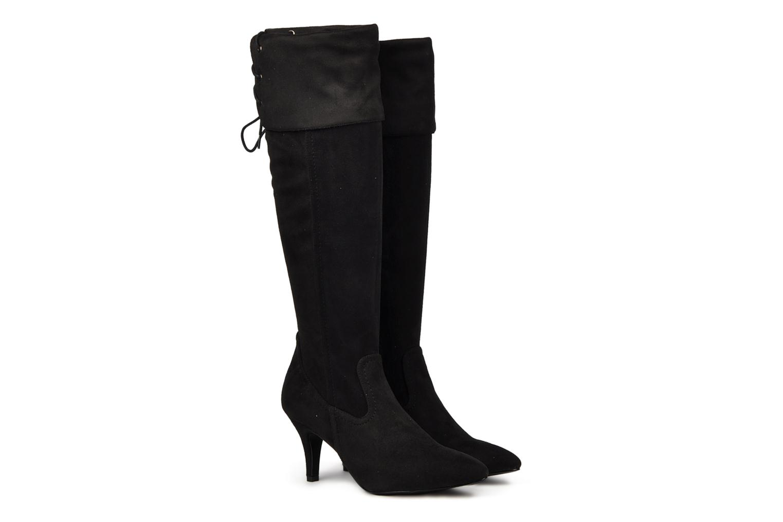 Boots & wellies Georgia Rose Keandra Black 3/4 view