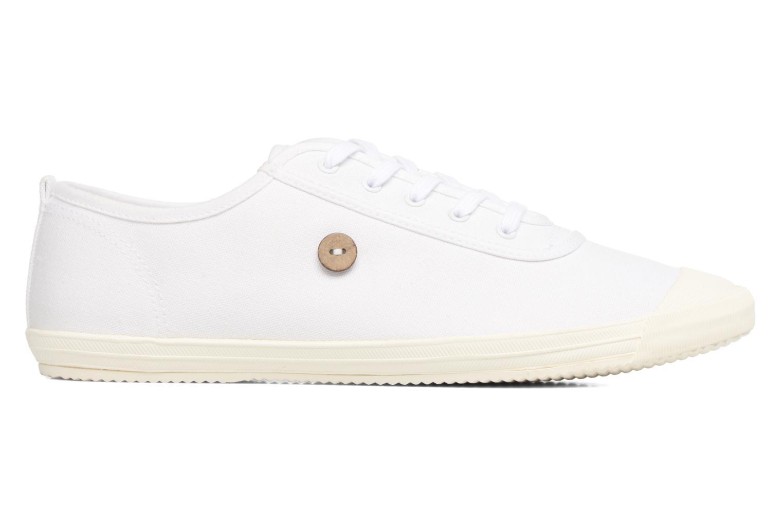 Sneakers Faguo Oak m Wit achterkant