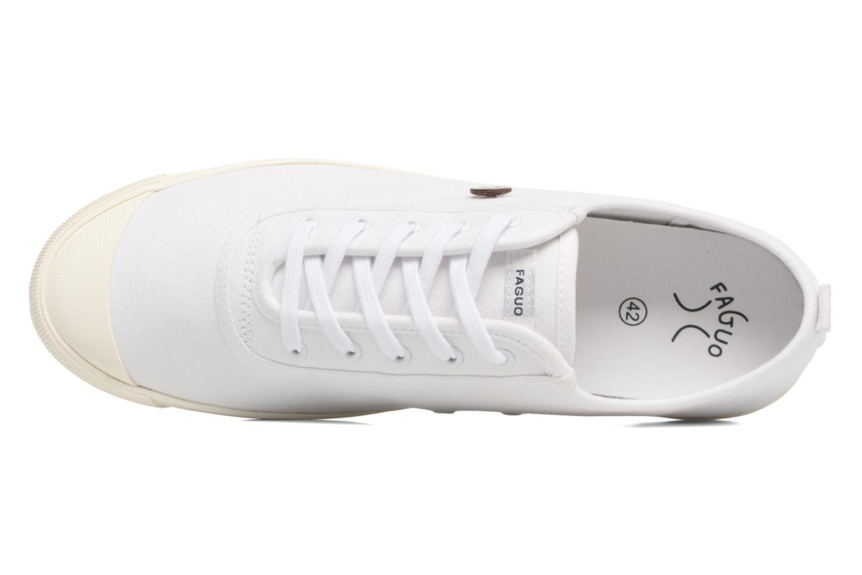 Sneakers Faguo Oak m Wit links