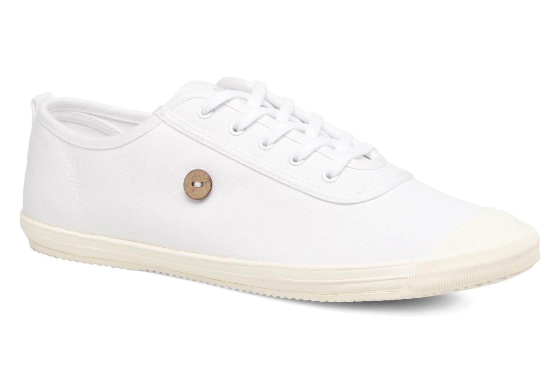 Sneakers Faguo Oak m Wit detail