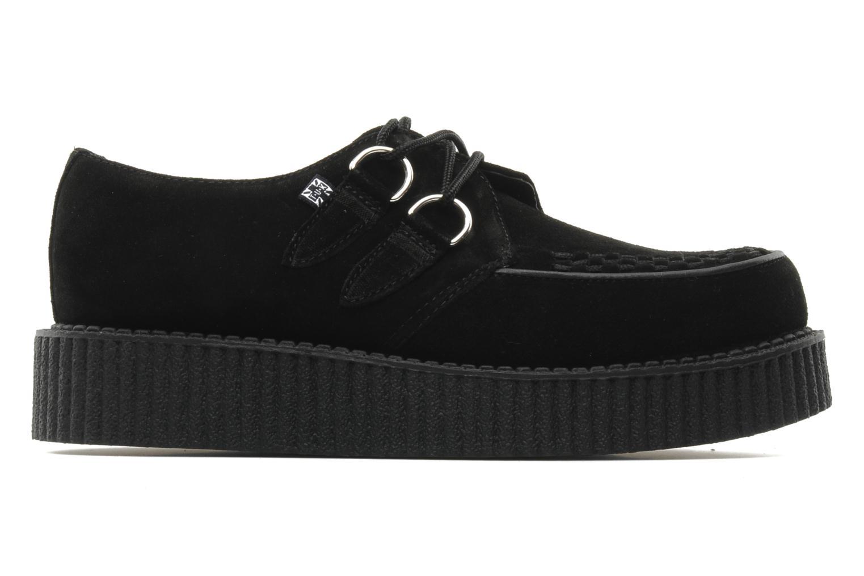 Lace-up shoes T.U.K. Mondo lo creeper Black back view
