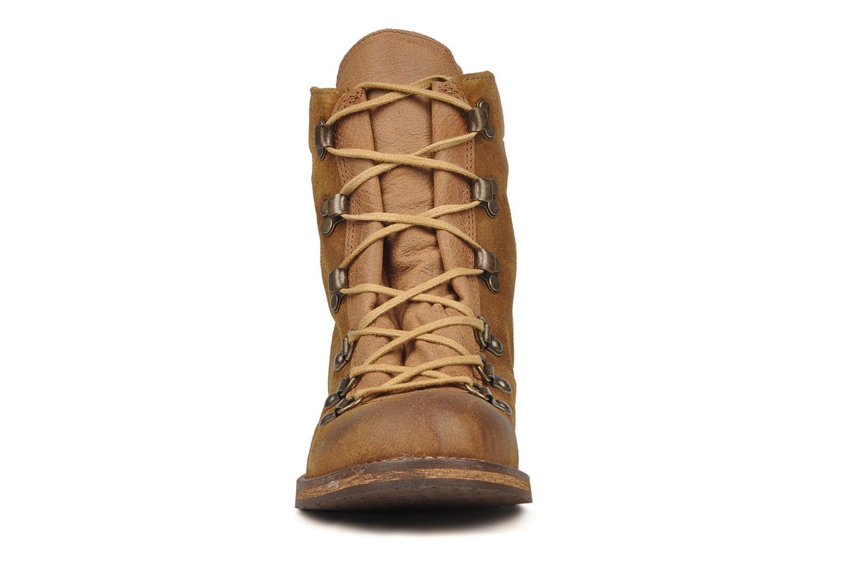 Bottines et boots Jonak Lalima Marron vue portées chaussures