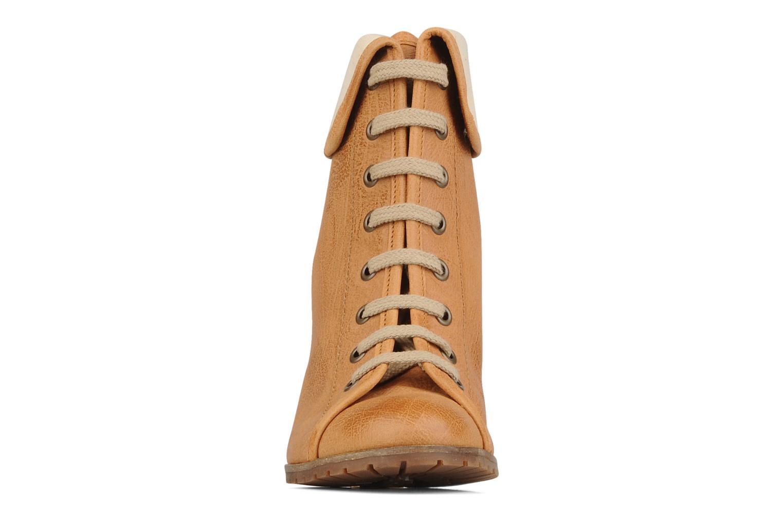 Stiefeletten & Boots Jonak Daortos braun schuhe getragen