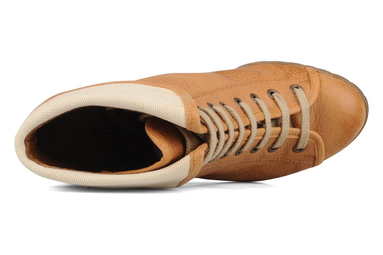 Boots en enkellaarsjes Jonak Daortos Bruin links