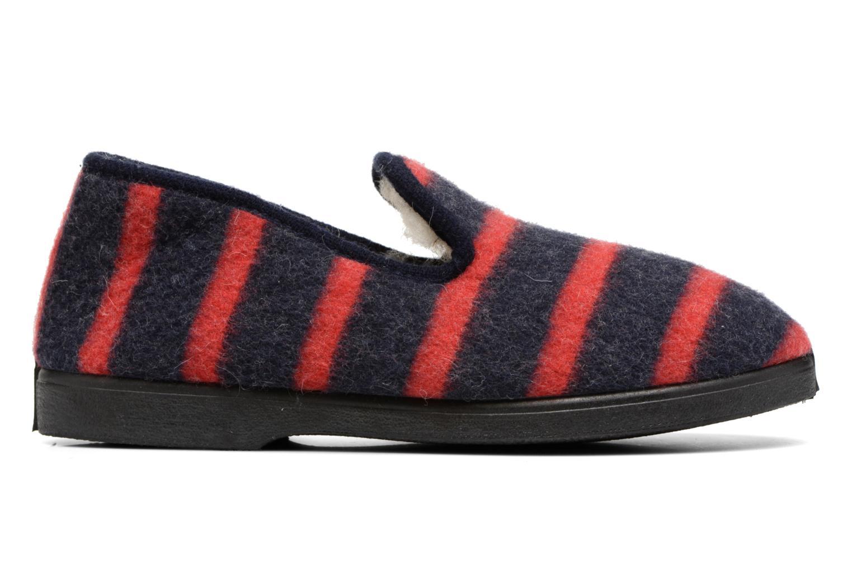 Pantofole Rondinaud Morlaix Azzurro immagine posteriore