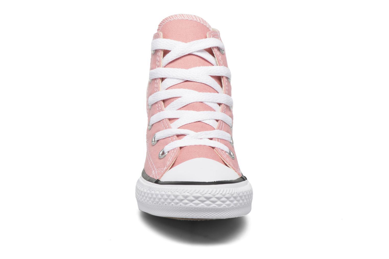 Sneakers Converse Chuck Taylor All Star Hi  K Roze model