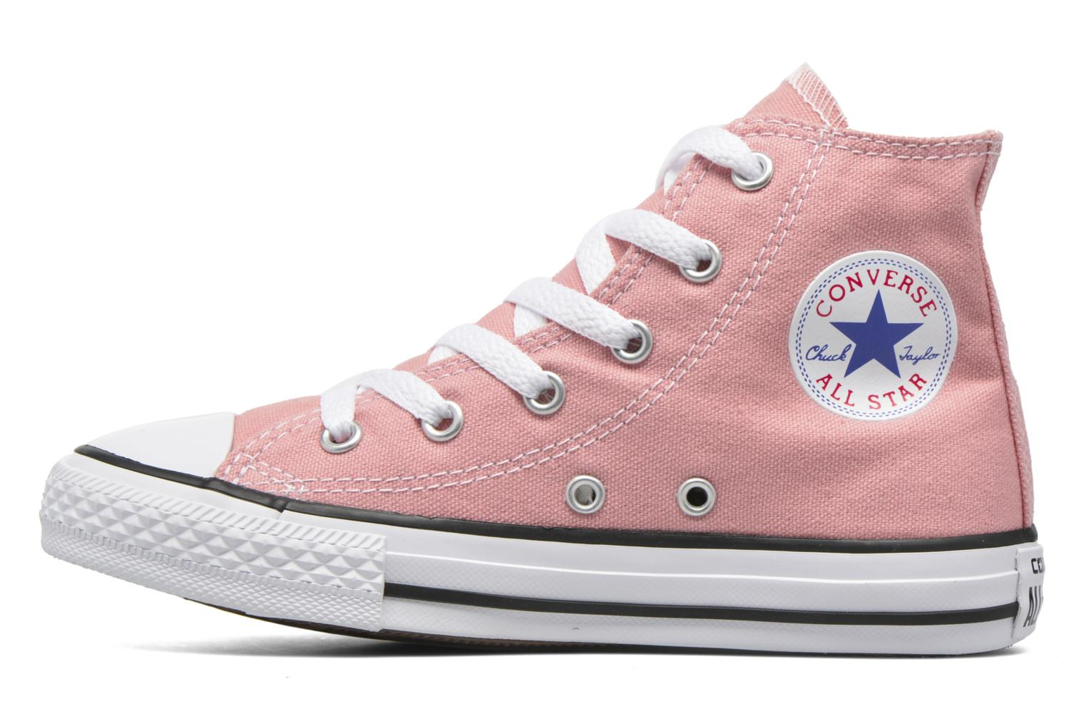 Sneakers Converse Chuck Taylor All Star Hi  K Roze voorkant